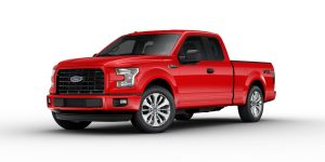 Positioned between the XL and XLT models, STX adds a stylish exterior and many interior features that aren't normally available on the entry level F-150