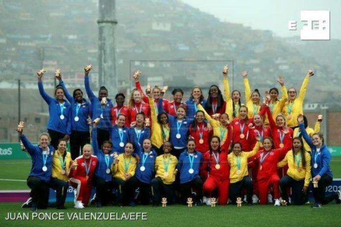 Desempeño de los equipos de USA y México en Lima2019