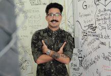 Mau Nieto nuevo conductor de la segunda temporada de 100 latinos dijeron