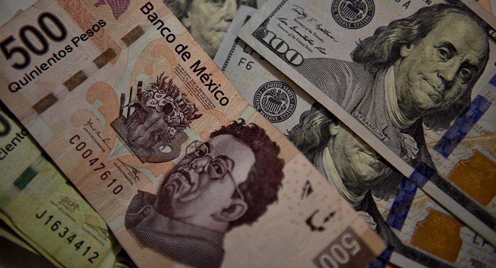 Peso Mexicano Recupera Valor Ante El