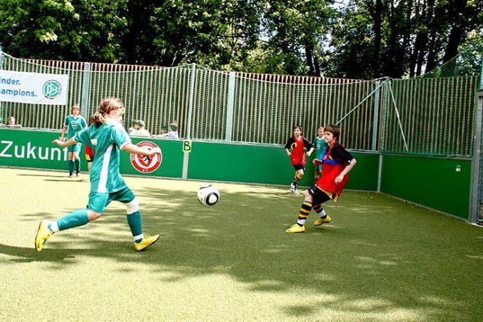 Cancha de mini pitch en Berlin